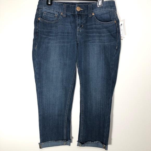 Seven7 Pants - Seven 7 NWT Farrah Capri / Crop / Bermuda Shorts